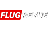 logo van tijdschrift Flugrevue