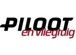logo van tijdschrift Piloot en vliegtuig