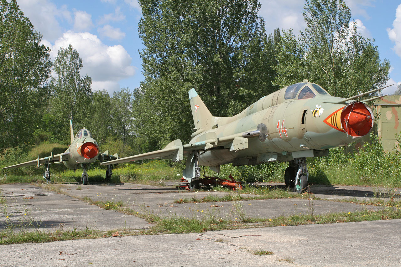 Hungarian Su-22